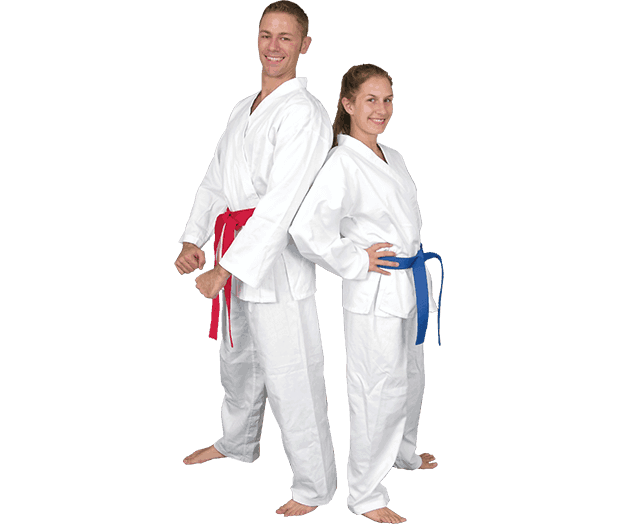 Martial Arts Lessons for Adults in Naperville IL - Man and Women Adult Program Banner