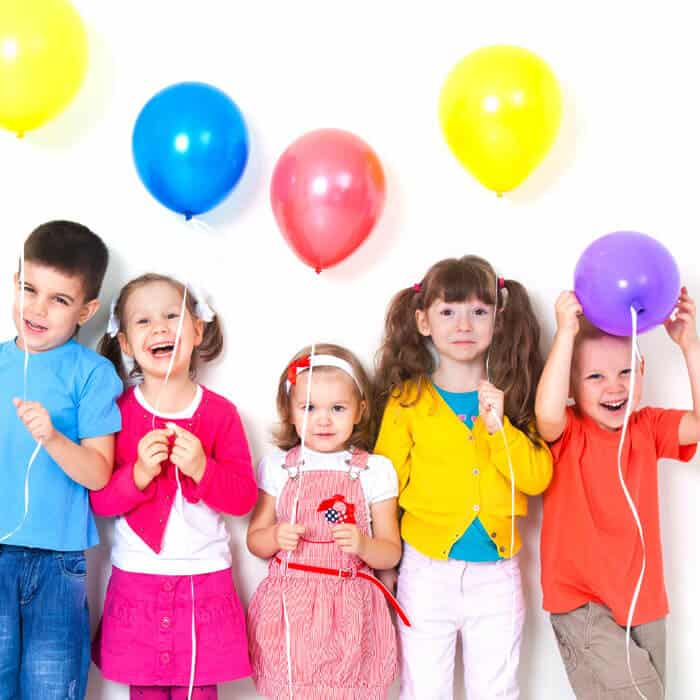 Martial Arts Birthday Party for Kids in Naperville IL - Birthday Balloon Kids