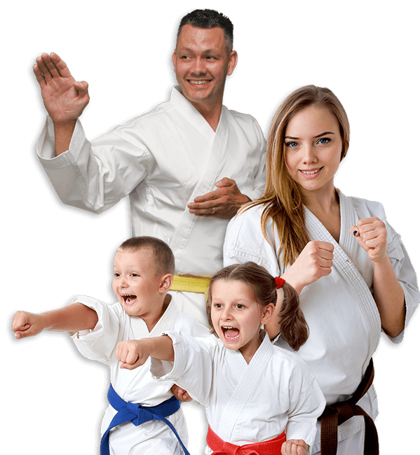 Martial Arts Lessons for Kids in Naperville IL - Kids Adults Group Martial Arts Home Banner